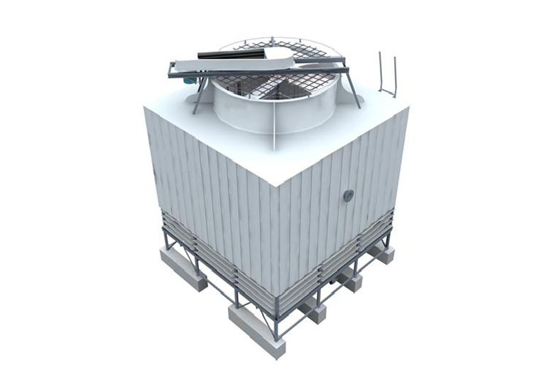 High Efficiency Cooling Tower - ECS Energy Solution Co ,Ltd